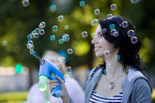 Burbuliatorius #020