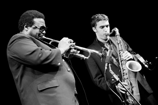 Wallace Roney, Ben Solomon