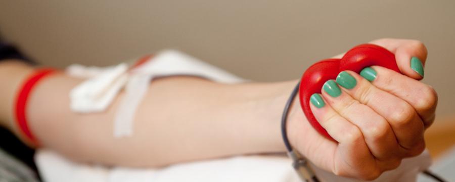 """Kraujo donorsytės akcija """"Padovanok lašelį"""""""